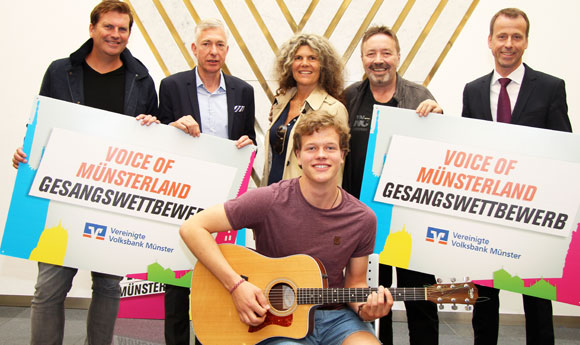 Voice of Münsterland 2017